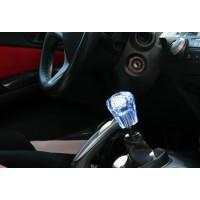 JDM VIP Blue 60mm Bubble Shift Knob - 12x1.25