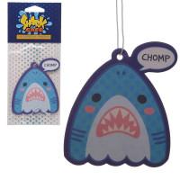 Shark Cafe Chomp Hanging Air Freshener - Sea Breeze Scent