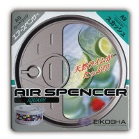 Eikosha Air Spencer Can Style Air Freshener - Squash