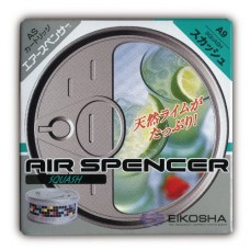 Eikosha Air Spencer Can Style Air Freshener - Squash