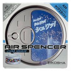 Eikosha Air Spencer Can Style Air Freshener - Clear Squash