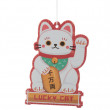 Maneki Neko Lucky Cat Air Freshener - Jasmine Scent