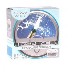 Eikosha Air Spencer Can Style Air Freshener - Sparkling Squash