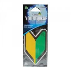 Treefrog Young Leaf Wakaba Black Squash Scent Air Freshener