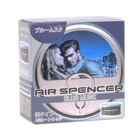 Eikosha Air Spencer Can Style Air Freshener - Blue Musk