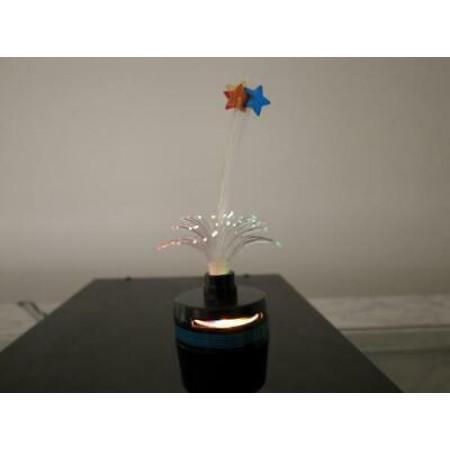 Retro Japanese JDM Illumi Optic Fiber Optic Lighter Insert