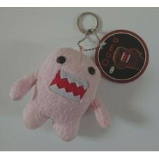 Domo-kun Pink JDM Mascot / Keychain