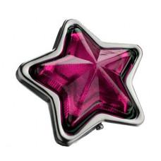 JDM Pink Star Side Marker Indicator Lamps - 90mm 24V5W