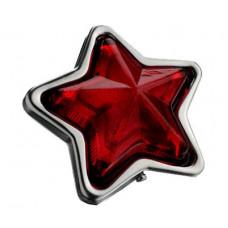 JDM Red Star Side Marker Indicator Lamps - 90mm 24V5W