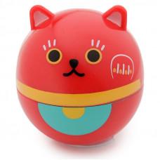 Maneki Neko Red JDM Lucky Cat Moisturising Lip Balm - Cherry