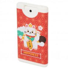 Maneki Neko Lucky Cat JDM Travel Refillable Hand Sanitiser Spray
