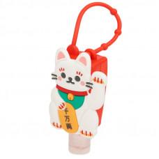 Maneki Neko Lucky Cat Silicone Cover JDM Gel Hand Sanitiser