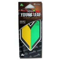 Treefrog Young Leaf New Car Wakaba Air Freshener