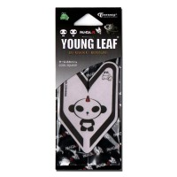 Treefrog Young Leaf Panda J9 Cool Squash Air Freshener