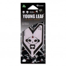 Treefrog Young Leaf Panda J9 Cool Squash Air Freshener
