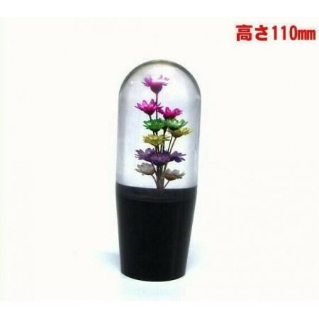 Suichuuka Dried Flowers JDM 3 thread sizes 110mm Shift Knob