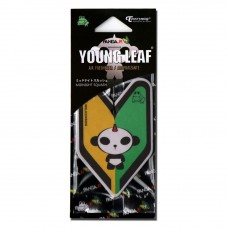 Treefrog Young Leaf Panda J9 Midnight Squash Air Freshener