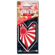 Treefrog Sunrise Young Leaf White Peach Air Freshener